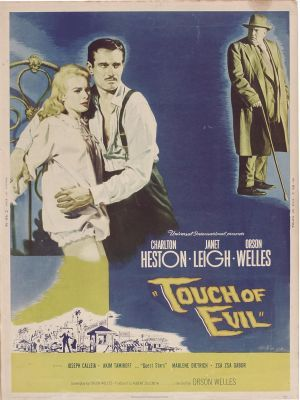 Touch of Evil movie poster (1958) poster MOV_7ea4903d
