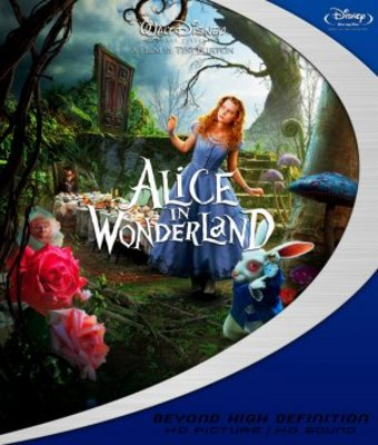 Alice in Wonderland movie poster (2010) poster MOV_7ea69eb7