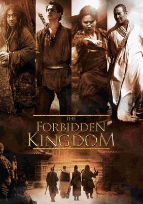 The Forbidden Kingdom movie poster (2008) poster MOV_7eab97b1