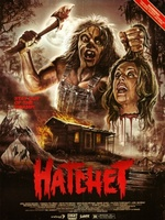 Hatchet movie poster (2006) picture MOV_7eafb7d6