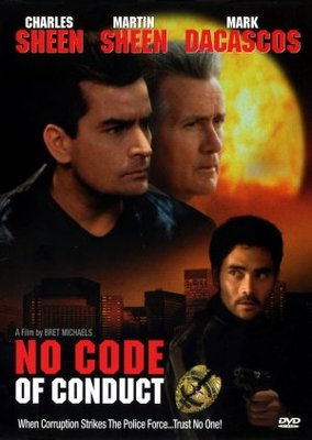 No Code Of Conduct movie poster (1998) poster MOV_7eb172fb