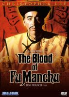 The Blood of Fu Manchu movie poster (1968) picture MOV_7eb1f97a