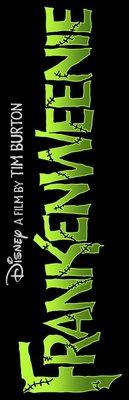 Frankenweenie movie poster (2012) poster MOV_7eb5e518