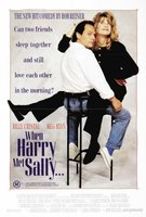 When Harry Met Sally... movie poster (1989) picture MOV_7eb79fde