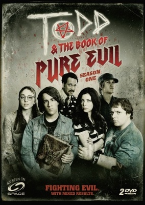 Todd and the Book of Pure Evil movie poster (2010) poster MOV_7ebfa0b8