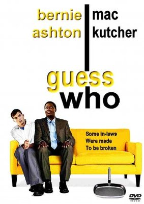 Guess Who movie poster (2005) poster MOV_7ec011c3
