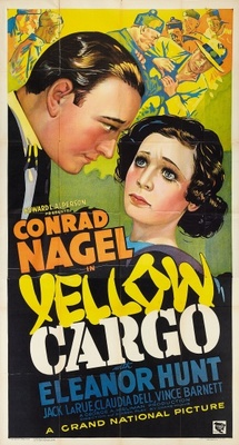 Yellow Cargo movie poster (1936) poster MOV_7ec30d97