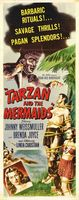 Tarzan and the Mermaids movie poster (1948) picture MOV_7ec44270