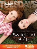 Switched at Birth movie poster (2011) picture MOV_7ed3fae9