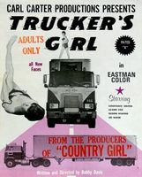 Trucker's Girl movie poster (1970) picture MOV_7ed73d81