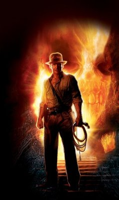 Indiana Jones and the Kingdom of the Crystal Skull movie poster (2008) poster MOV_7ed82171