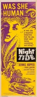 Night Tide movie poster (1961) picture MOV_7eead76e