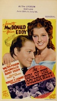 The Girl of the Golden West movie poster (1938) picture MOV_7eeb1ba4