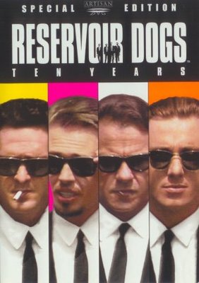 Reservoir Dogs movie poster (1992) poster MOV_7eee383a