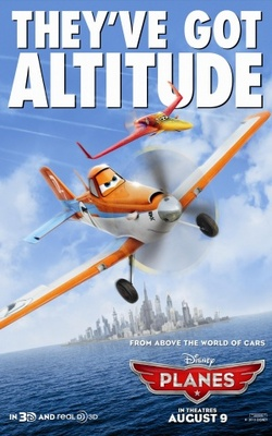 Planes movie poster (2013) poster MOV_7eee4fd4