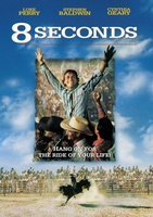 8 Seconds movie poster (1994) picture MOV_7ef1322b