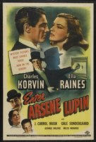 Enter Arsene Lupin movie poster (1944) picture MOV_7efa9ce7