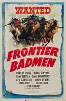 Frontier Badmen movie poster (1943) picture MOV_7f00462b