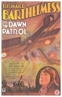 The Dawn Patrol movie poster (1930) picture MOV_7f018494
