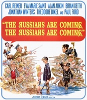 The Russians Are Coming, the Russians Are Coming movie poster (1966) picture MOV_7f095d22