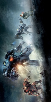 Pacific Rim movie poster (2013) poster MOV_7f0c30e1
