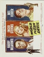 The World, the Flesh and the Devil movie poster (1959) picture MOV_7ed8c096