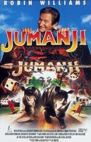 Jumanji movie poster (1995) picture MOV_7f14d676