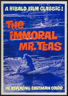 The Immoral Mr. Teas movie poster (1959) poster MOV_7f193a3d