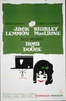 Irma la Douce movie poster (1963) picture MOV_d3df5fc1