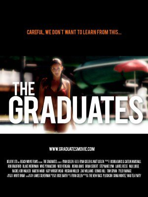 The Graduates movie poster (2008) poster MOV_7f22b949