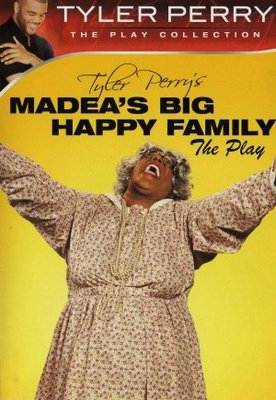 Madea's Big Happy Family movie poster (2011) poster MOV_7f23bc98