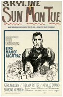 Birdman of Alcatraz movie poster (1962) picture MOV_7f25b681