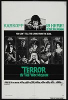Terror in the Wax Museum movie poster (1973) picture MOV_7f25d15d