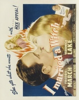 I Married a Witch movie poster (1942) picture MOV_7f2714c7