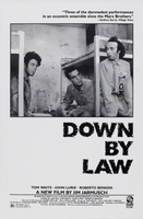 Down by Law movie poster (1986) picture MOV_0ae95138
