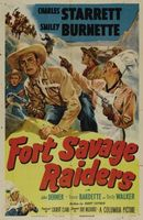 Fort Savage Raiders movie poster (1951) picture MOV_7f2abbdc