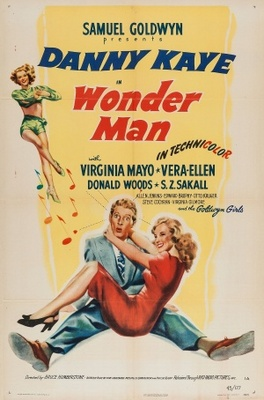 Wonder Man movie poster (1945) poster MOV_7f2ca5e8