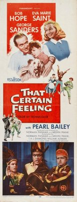That Certain Feeling movie poster (1956) poster MOV_7f30f976