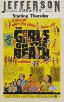 The Girls on the Beach movie poster (1965) picture MOV_7f35cd9e