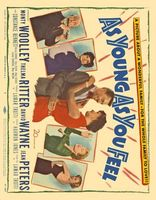 As Young as You Feel movie poster (1951) picture MOV_7f37182f