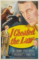 I Cheated the Law movie poster (1949) picture MOV_7f395682