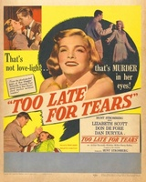 Too Late for Tears movie poster (1949) picture MOV_7f3e4ccb