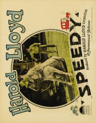 Speedy movie poster (1928) poster MOV_7f3e6003