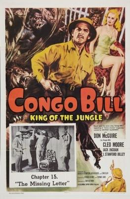 Congo Bill movie poster (1948) poster MOV_7f3e739d
