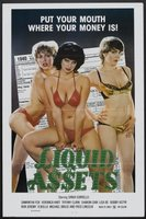Liquid A$$ets movie poster (1982) picture MOV_7f41baef