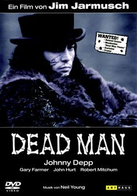 Dead Man movie poster (1995) poster MOV_7f422cb6