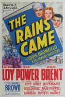 The Rains Came movie poster (1939) picture MOV_7f45560b