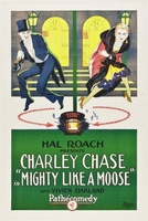 Mighty Like a Moose movie poster (1926) picture MOV_7f45614a