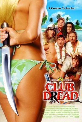 Club Dread movie poster (2004) poster MOV_7f48680a