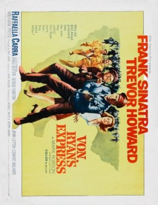 Von Ryan's Express movie poster (1965) poster MOV_7f496c18